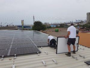 dutch-engineers-installing-solar-panels-in-tema-ghana
