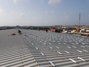 first-roof-partial-ready-for-the-solar-panels-in-tema-ghana